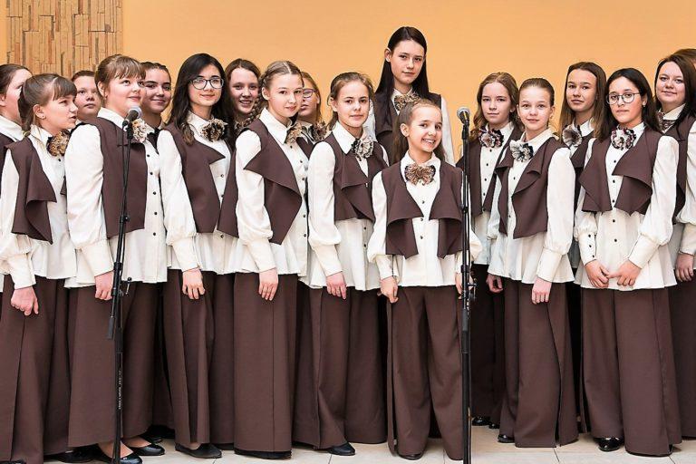 Образцовый коллектив Концертный хор «Киндерлид»